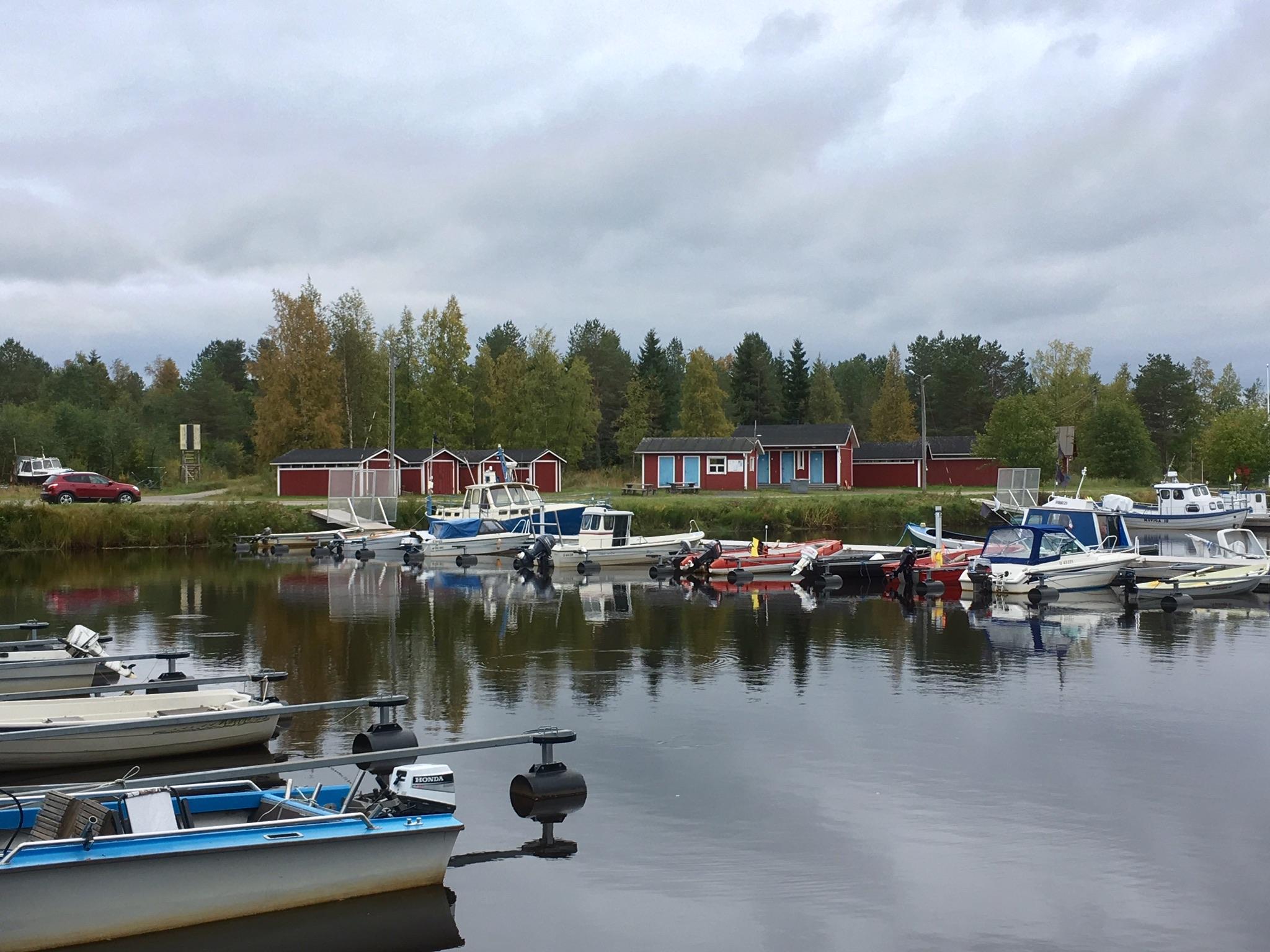 Kalastusveneet